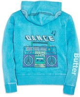 Butter Shoes Girls' Boom Box Hoodie - Big Kid