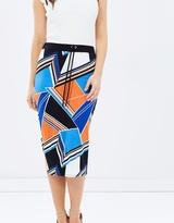 Dorothy Perkins Abstract Tube Skirt