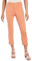 NYDJ Petite Cropped Chino Pants