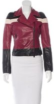 Haute Hippie Leather Moto Jacket