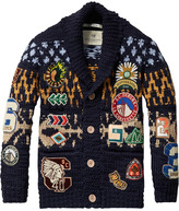 Scotch & Soda Intarsia Cardigan