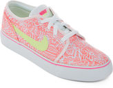 Nike Toki Low-Top Girls Skate Shoes - Big Kids