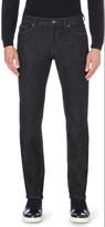 HUGO BOSS Delaware regular-fit mid-rise jeans