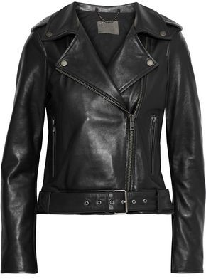 Muu Baa Muubaa Cordilleran Leather Biker Jacket