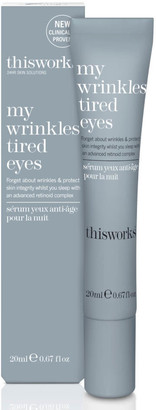 This Works My Wrinkles Tired Eyes