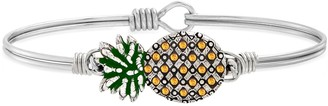 Luca & Danni Luca + Danni Pineapple Bangle Bracelet