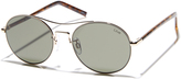 Liive Vision Berlin Womens Sunglasses Gold