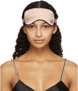 Agent Provocateur Pink Silk Classic PJ Eye Mask