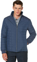 Perry Ellis Reversible Quilted Puffer Jacket