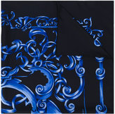 Versace patterned scarf - women - Silk - One Size
