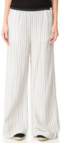 Free People Wide Leg Pull On Pants