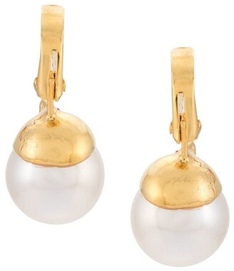 Serpui Marie Gold Plated Earrings