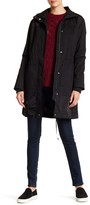 Joe Fresh Funnel Collar Coat