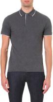 HUGO BOSS Leisure cotton-piqué polo shirt