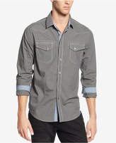 American Rag Men's Mini Houndstooth Shirt, Created for Macy's