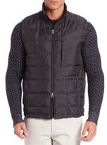 Theory Witt Quilted Vest