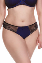 Elomi 'Anushka' Lace Thong (Plus Size)
