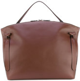 Jil Sander large Hill tote - women - Calf Leather - One Size