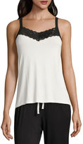 Asstd National Brand Sleeveless Pajama Top