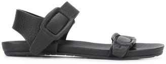 Pedro Garcia Joy double buckle sandals
