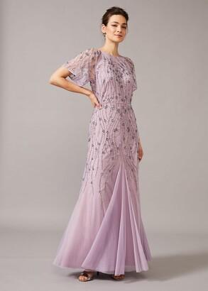 Phase Eight Florisa Embellished Dress