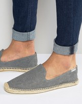 Soludos Washed Canvas Espadrilles