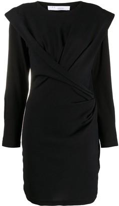 IRO Drape Detail Dress