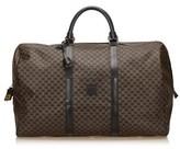 Celine Pre-owned: Macadam Duffel Bag.