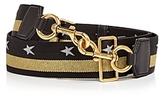 Marc Jacobs Metallic Stars and Stripes Handbag Strap