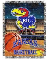 NCAA Kansas Jayhawks Home Field Advantage College Throw