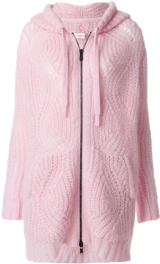 A.F.Vandevorst zip up cardigan