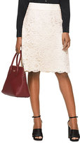 Kate Spade Lace a-line skirt