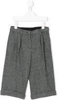 Dolce & Gabbana herringbone tailored trousers - kids - Cotton - 4 yrs
