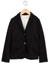 Bonpoint Girls' Wool Blazer