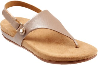 SoftWalk Bolinas V-Strap Sandal