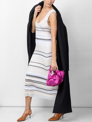 Proenza Schouler sleeveless knit dress white