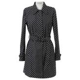 Prada Silk trench coat
