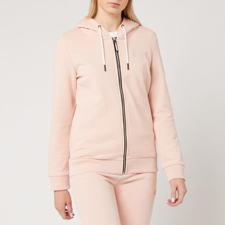 Superdry Women's Ol Elite Zipped Hoody