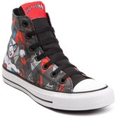 "Converse ""New 2016 Chuck Taylor All Star Hi Harley Quinn Sneaker (Mens 7/womens 9)"