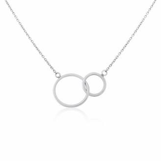 Auree Jewellery Kelso Silver Rings Necklace