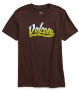 Volcom Toddler Boy's Swift Graphic T-Shirt