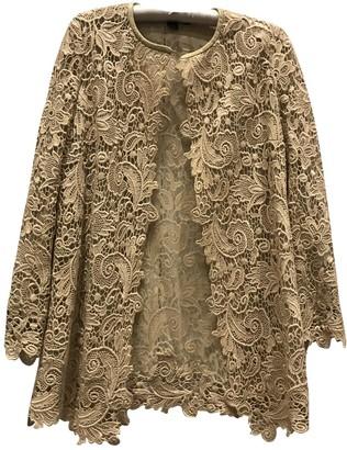 Ralph Lauren Beige Cotton Coat for Women