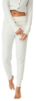 Cotton On Women's Waffle Long John Pant