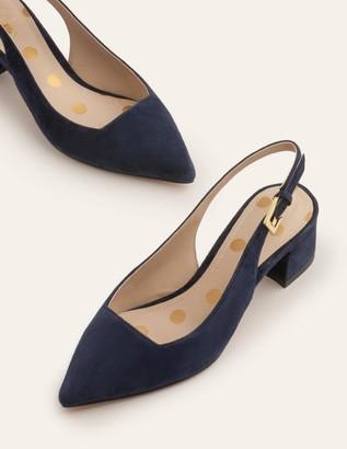 Nadine Slingback Heels