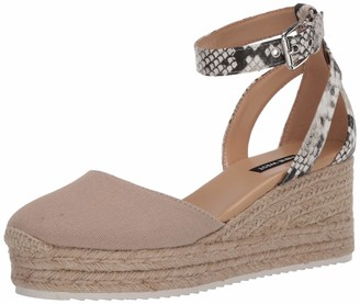 Nine West Women's WNAUDRA7 Espadrille Wedge Sandal