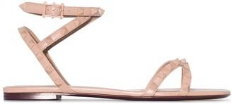 Valentino Rockstud Flair sandals