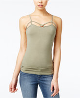 Planet Gold Juniors' Strappy Tank Top