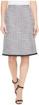 Ellen Tracy A-Line Skirt Women's Skirt