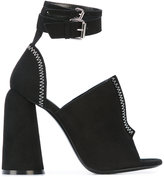 Ellery buckled sandals - women - Leather/Suede - 37