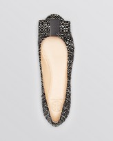 Tory Burch Ballet Flats - Chase Bow